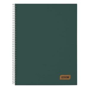 Caderno de Argolas Safta Cinzento A4