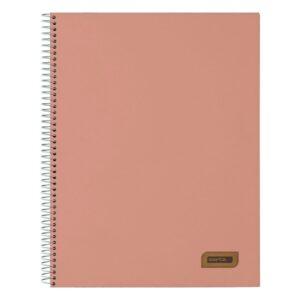 Caderno Safta Bege A4
