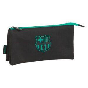 Estojo F.C. Barcelona Preto