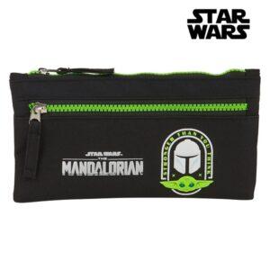 Estojo The Mandalorian Preto Verde