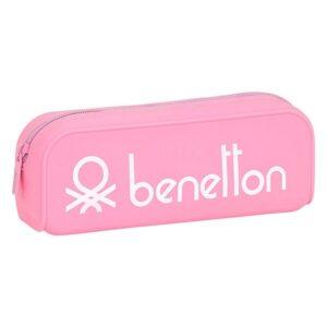 Estojo Benetton Blooming Cor de Rosa