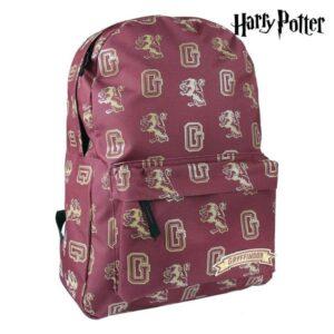 Mochila Escolar Harry Potter 72835 Grená