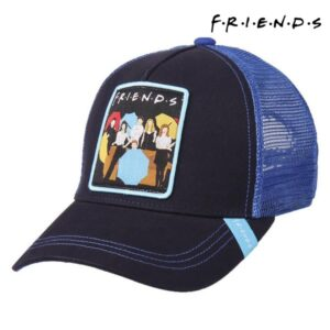 Boné Unissexo Friends Azul escuro (58 cm)
