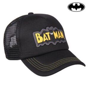 Boné Unissexo Batman Preto (56 cm)