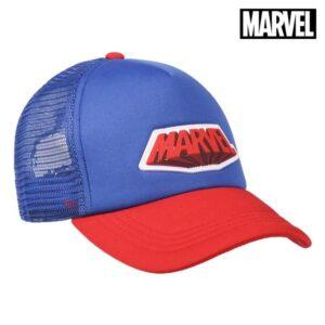 Boné Unissexo Marvel Azul (56 cm)
