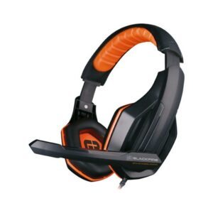 Auriculares com microfone para Vídeojogos Ardistel BLACKFIRE BFX-10 PS4 Preto Laranja