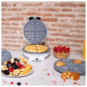 Máquina para Waffles Cecotec Fun Gofrestone 3in1 700W