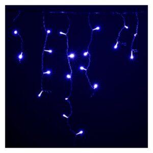 Grinalda de Luz LED Ledkia Azul 3 W (2 m)