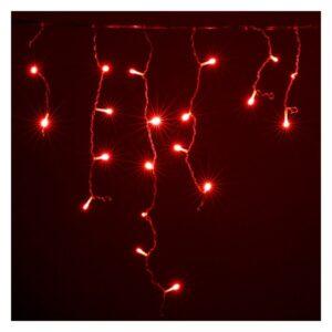 Grinalda de Luz LED Ledkia Vermelho 3 W (2 m)