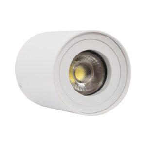 Luz de Teto LED Ledkia Branco 50 W (Ø 80 x 110 mm)