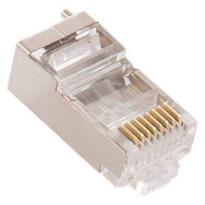 Conector RJ45 Categoria 6 FTP Ledkia