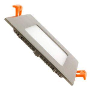 Placa LED Ledkia A 6 W 400 Lm (Branco Quente 2800K - 3200K)