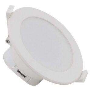 Foco Downlight LED Ledkia A 10 W 937 Lm (Branco Neutro 4500K)