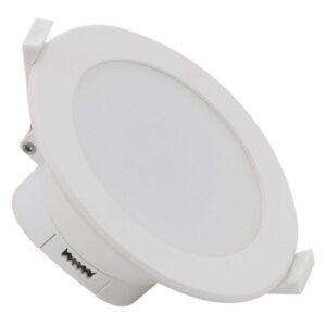 Foco Downlight LED Ledkia A 15 W 1410 Lm (Branco frio 6000K)