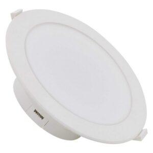 Foco Downlight LED Ledkia A 25 W 2250 Lm (Branco Neutro 4500K)