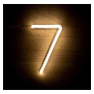 Letreiro 7 Fluorescente LED Ledkia A+ 3 W