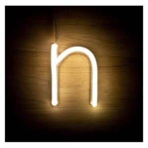 Letra N LED Fluorescente Ledkia 3 W