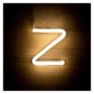 Letra Z LED Fluorescente Ledkia 3 W