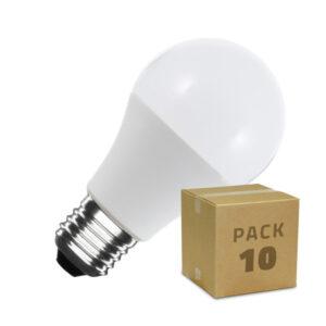 10 Lâmpadas LED Ledkia 7 W 510 Lm (Branco Neutro 4000K - 4500K)