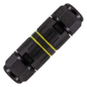 Conector de cabo estanque 3 Contactos Ledkia 0.5-4mm²