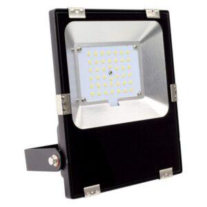 Holofote LED Ledkia HE Slim PRO A+ 30 W 4200 Lm (Branco frio 5700K - 6200K)