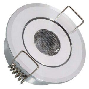 Foco Downlight LED Ledkia A+ 1 W 80 Lm (Branco Neutro 4500K)