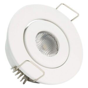 Foco Downlight LED Ledkia 1 W 80 Lm (Branco frio 6000K)