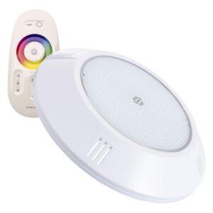 Projector de piscina LED Ledkia A+ 20 W (RGBW)