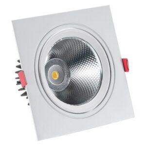 Foco Downlight LED Ledkia A+ 15 W 1350 Lm (Branco Neutro 4000K - 4500K)