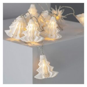 Grinalda de Luz LED Ledkia Hamer 2,1 m (Branco Quente 2700K - 3000K)
