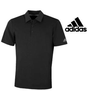 Adidas® Polo Original Preto | Tamanho S