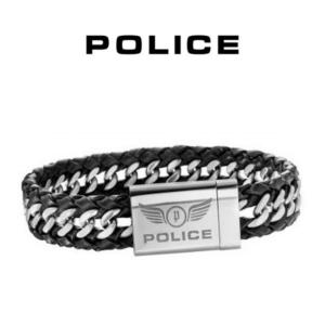 Pulseira Police® S14AAM02B | 21cm