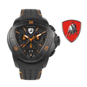 Relógio Lamborghini® Spyder Chronograph Watch Orange T9SB - Swiss Made