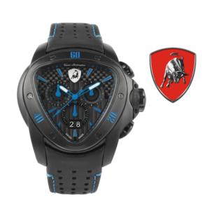 Relógio Lamborghini® Spyder Chronograph Watch Blue T9SC - Swiss Made