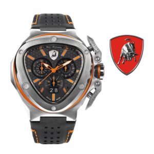 Relógio Lamborghini® Spyder X Chronograph Date Steel Orange T9XB-SS - Swiss Made