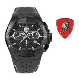 Relógio Lamborghini® GT1 Chronograph Date Black T9GD