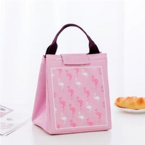 Bolsa Térmica Flamingos - Transporte Alimentos em Segurança , Independentemente da Temperatura Ambiente | PJM04SZ