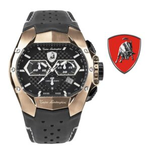 Relógio Lamborghini® GT1 Chronograph Rose Gold T9GD-RG