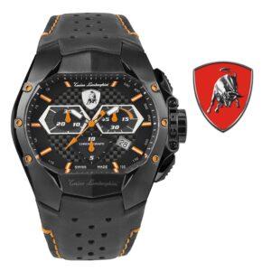 Relógio Lamborghini® GT1 Chronograph Date Orange T9GB