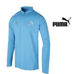Puma® Camisola Treino Oficial Marselha com Fecho