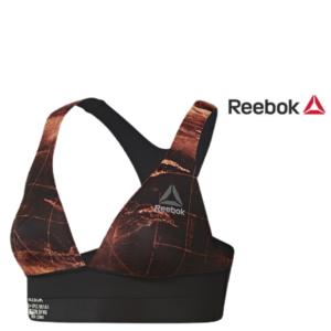 Reebok® Sutiã De Desporto COMBAT SMOOTHGRIP | Tamanho XS
