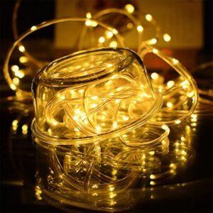 Grinalda de Luz LED Ledkia Solar A++ 0,5 W (Branco Quente 3000K - 3500K)