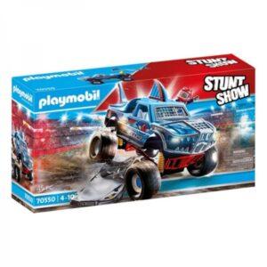 Monster Truck Shark Playmobil 70550 (45 pcs)