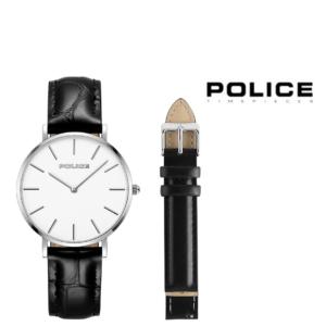 Relógio Police® Conjunto Bracelete Extra PL15304BS/01SET