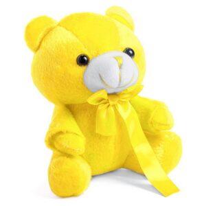 Urso de Peluche Amarelo