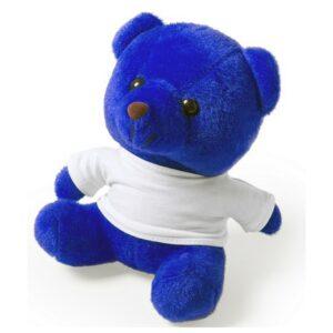 Urso de Peluche Azul
