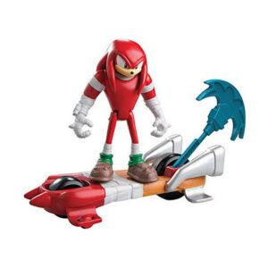 Figuras de Ação Sonic + Veículo (Refurbished A+)