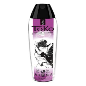 Lubrificante Toko Lustful Litchee (165 ml) Shunga SH6421 (165 ml)