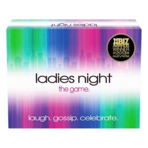 Jogo Erótico Kheper Games Ladies Night