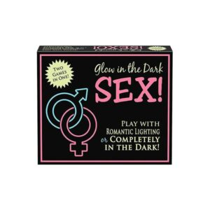 Jogo Erótico Glow in the Dark Sex Kheper Games